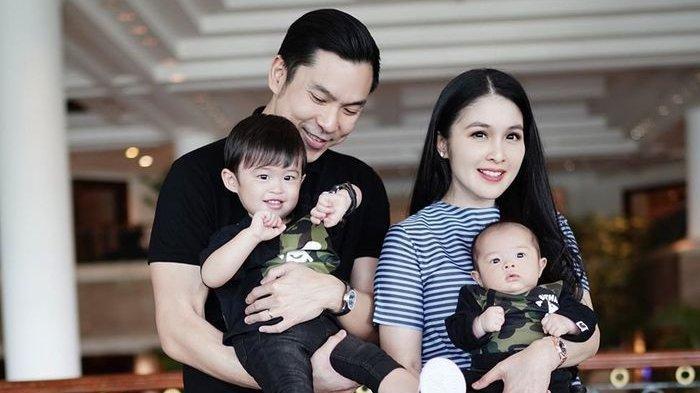 Sikap Harvey Moeis Disoroti Istri, Soal Cara Mengasuh Anak Buat Sandra Dewi Kesal: Lu Ga Usah Komen!