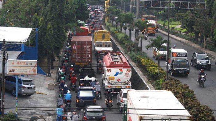 Hari Terakhir Libur Panjang,Polresta Malang Kota Petakan Sejumlah Titik Rawan Kemacetan Arus Balik