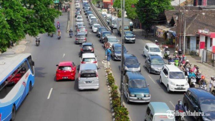 Jelang Libur Natal dan Tahun Baru, Kenaikan Volume Kendaraan di Kota Malang Diprediksi Mulai Besok