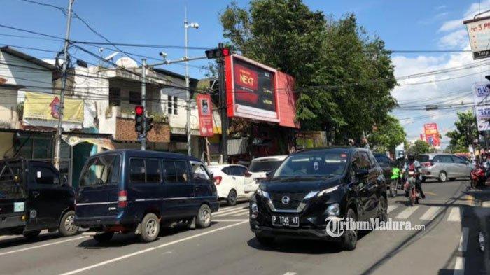 Volume Kendaraan di Kota Malang Meningkat pada Libur Paskah, Didominasi Kendaraan Plat Luar Kota