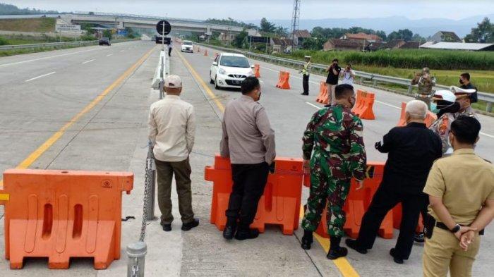 Nekat Mudik ke Kabupaten Malang, 40 Kendaraan Diminta Balik Arah Menuju Wilayah Asalnya