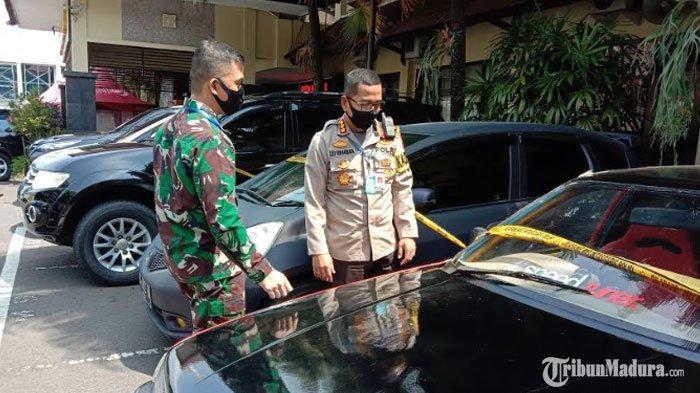 Bikin Resah Warga Malang, Balap Liar Jelang Sahur Dibubarkan Polisi, 12 Kendaraan Bermotor Disita