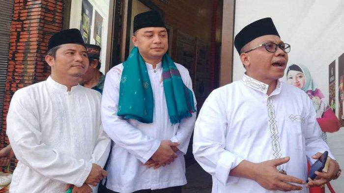 Eri Cahyadi Dapat Dukungan Kalangan Pesantren Maju Pilkada Surabaya: Larinya Gesit Seperti Bu Risma