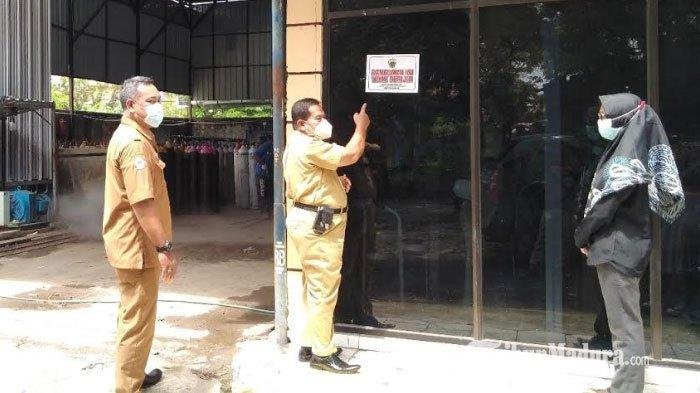 Hindari Petugas Dinas Penanaman Modal dan Perizinan Bangkalan, Dua Pengusaha Matikan Ponsel
