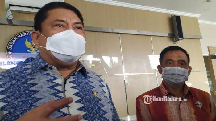 Berantas Narkoba di Pulau Madura, BNNP Jatim dan Polda Jatim Kolaborasi Gelar Operasi Bersama