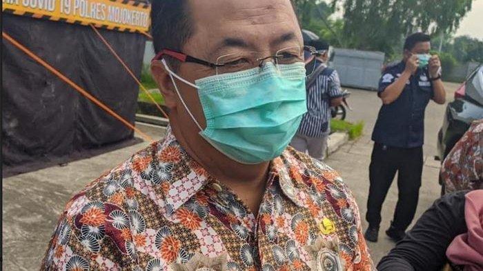Pesan Kepala Dinkes Mojokerto Dokter Sujatmiko Seusai Sembuh dari Covid-19: Wajib Pakai Masker