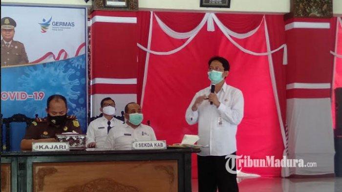 Riwayat Pasien Covid-19Pertama di Sampang Madura, Sempat Menggelar Pernikahan dan Pergi ke Surabaya