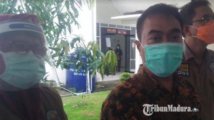 Hasil Rapid Test 13 Anggota DPRD Bangkalan, 1 Wakil Ketua dan 3 Anggota Positif Terpapar Covid-19