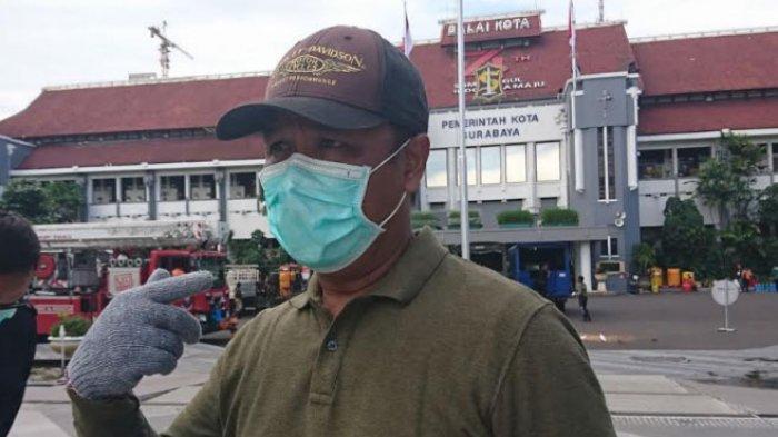 Pemkot Surabaya Siapkan Draf Pembatasan Sosial Berskala Besar, Ada Batasan Akses Keluar Masuk Kota