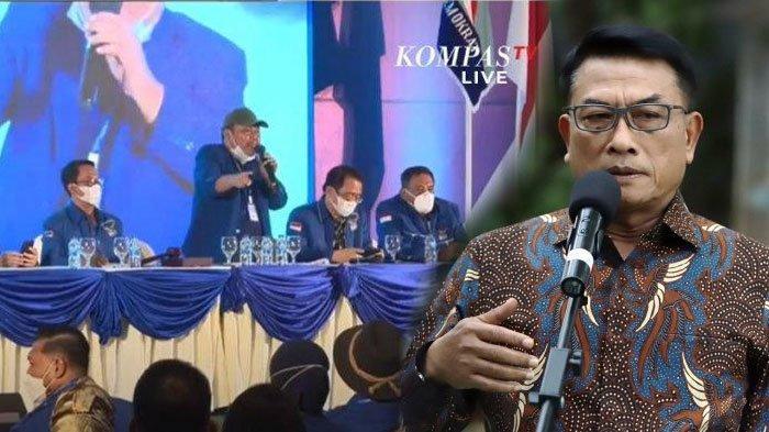 Profil dan Biodata Moeldoko Jadi Ketum Demokrat Versi Kontra AHY, Dulu Jadi Panglima TNI Era SBY