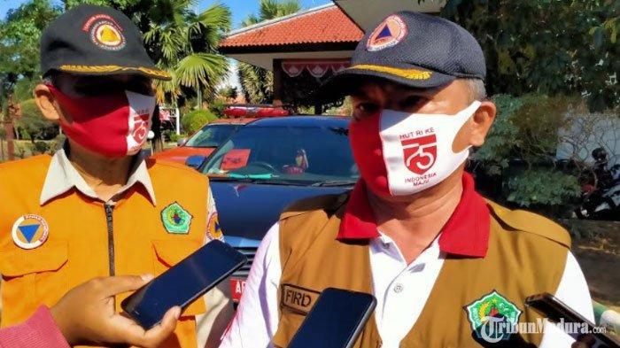 Kekeringan DiprediksiTerjadidi11 KecamatanWilayah Pamekasan,BPBD Mulai Siapkan Pendataan