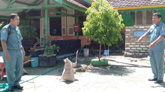 Sejumlah Sekolah di Sampang Tambah Tempat Cuci Tangan dan Hand Sanitizer Antisipasi Virus Corona