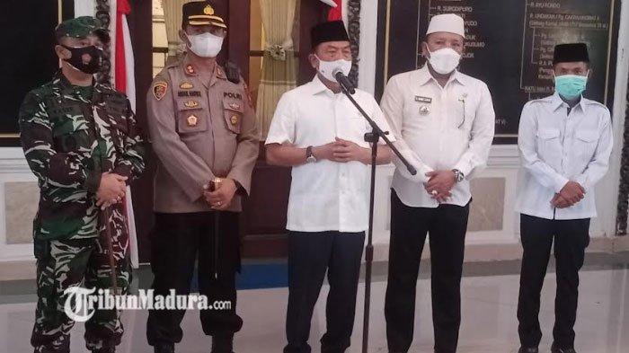KSP Moeldoko Puji Bupati Sampang Slamet Junaidi Atas Penyelesaian Konflik Sosial Agama di Sampang
