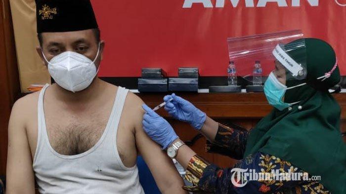 Keponakan Menko Polhukam RI Firman Syah Akui Penyakit Kantuk Hilang Setelah Disuntik Vaksin Covid-19