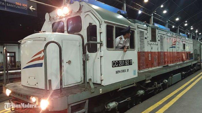 Lebaran 2019,PT KAI Daop 8 Surabaya Turunkan Harga Tiket Kereta Api MenujuJember dan Banyuwangi