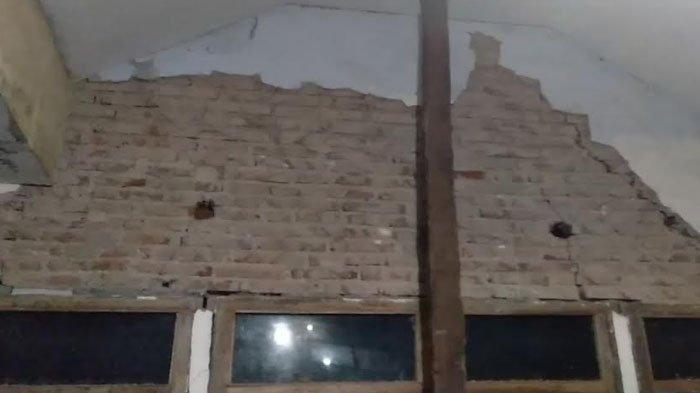 Update Gempa Blitar Magnitudo 6.2 SR, Sebanyak 287 Rumah di Kabupaten Malang Alami Kerusakan