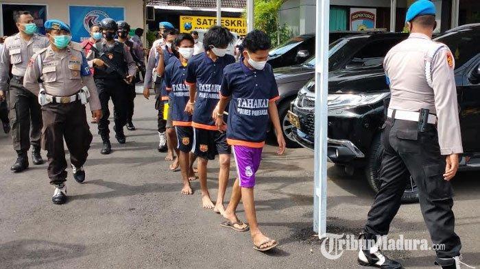 Modus Licik Komplotan Pencuri Kotak Amal di Pamekasan, Pura-pura Masuk Masjid Pakai Peci dan Sarung