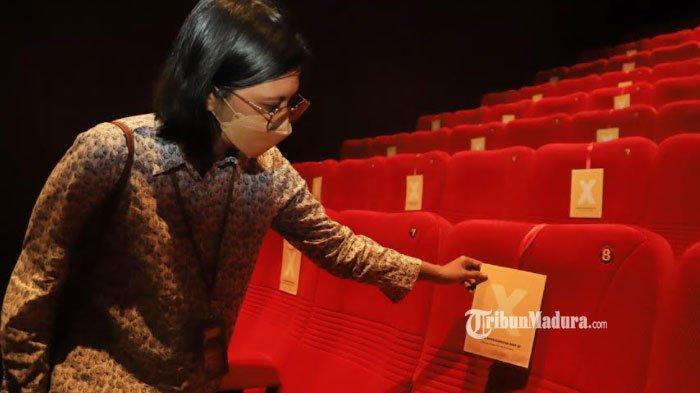 Bioskop di Surabaya Segera Dibuka Lagi, Simak Aturan Masuk Bioskop saat Pandemi, Jangan Dilanggar Ya