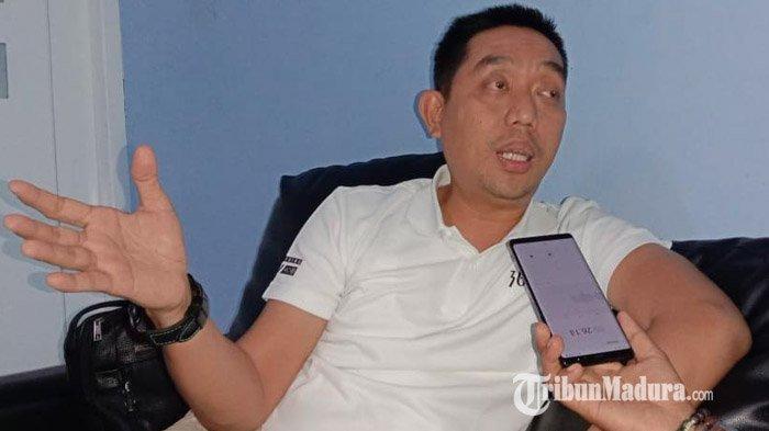 Ketua Askab PSSI Sumenep Bicara Soal Geliat Sepak Bola di Sumenep, Sebut Ingin Ada Regenerasi Wasit