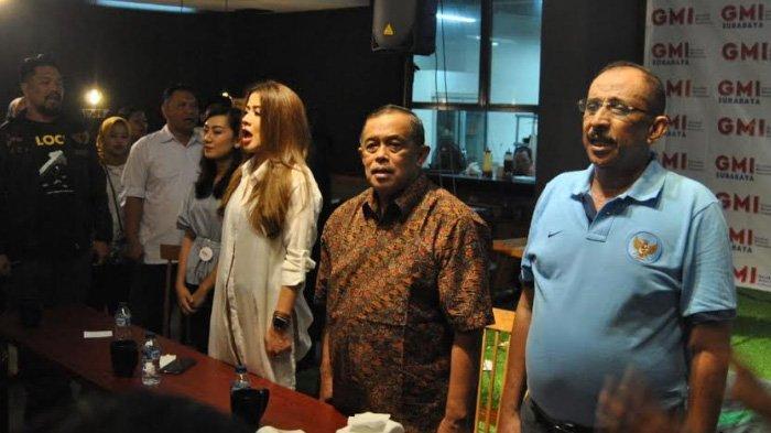Temui Kaum Milenial Surabaya, Djoko Santoso: Negara Rawan Kena Stroke dan Ajak Waspada VOC Jilid 2