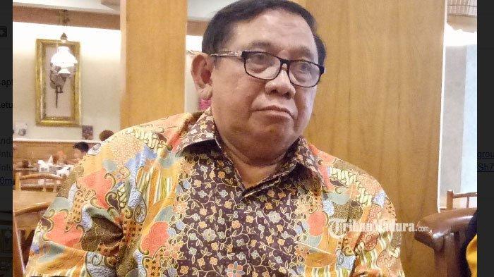 BREAKING NEWS - Ketua Dewan Pertimbangan Golkar Jatim Martono Meninggal Dunia Minggu Malam