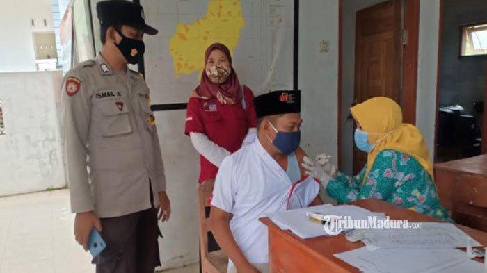Ketua DPD LIRA Pamekasan Pionir Pemuda Gelorakan Berani Suntik Vaksin, Ajak Warga Tak Takut Divaksin