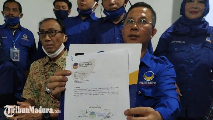 Presiden Persebaya, Azrul Ananda Disodorkan Maju Dampingi Machfud Arifin di Pilkada Surabaya 2020