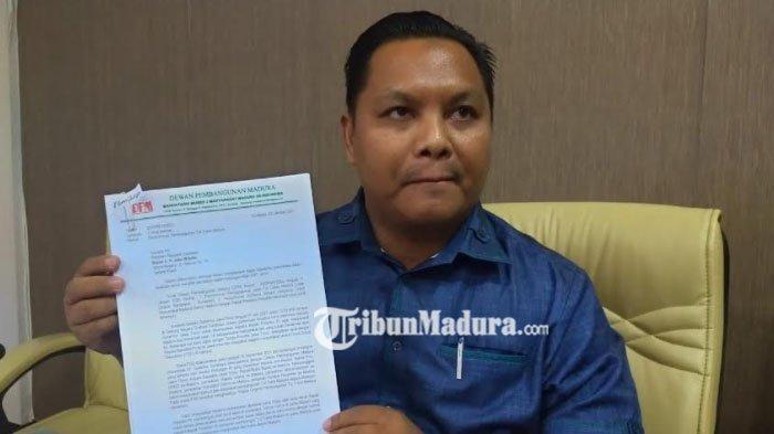 DPRD Pamekasan Galang Tanda Tangan Pembangunan Tol Trans Madura