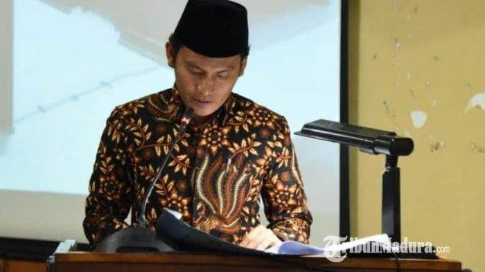 Gelar Sidang Paripurna, Ketua Fraksi Gabungan DPRD Sumenep Akis Jasuli Sambut Baik Empat Raperda