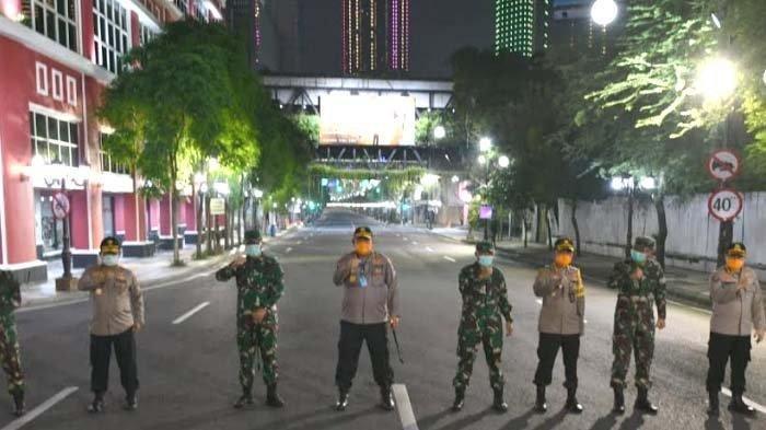 UPDATE Cegah Corona di Surabaya, Jalan Tunjungan & Darmo Kembali Ditutup Mulai Besok, Lihat Jamnya!