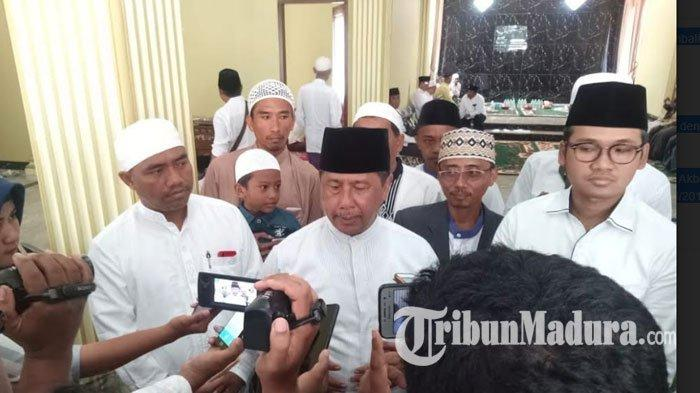 Ikama Gelar Tabligh Akbar dan Doa Bersama, Ustaz Somad Jelaskan Paham Budaya Toron Rakyat Madura