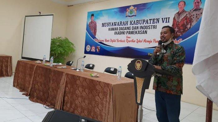 Harisandi Savari Pimpin Kadin Pamekasan Periode 2021-2026, Beberkan Strategi Program Kerja