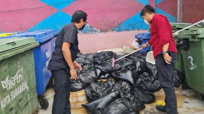 Limbah Hotel Dibuang ke TPS Timbulkan Bau Tak Sedap, Warga Jalan Kayoon Surabaya Mengadu ke Dewan