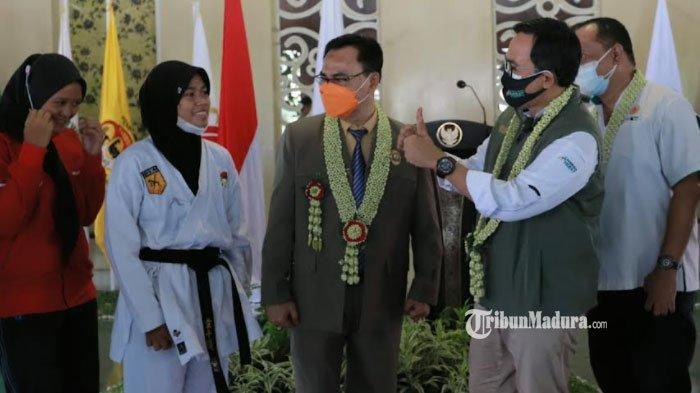 Prestasi Atlet Diklaim Meningkat, Pamekasan Kirim Atlet Taekwondo Wakili Jatim pada PON XX Papua