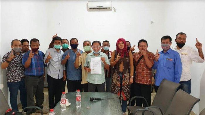 BREAKING NEWS - Tolak Omnibus Law UU Cipta Kerja Jadi Salah Satu Alasan Ketua MPP PAN Jatim Mundur