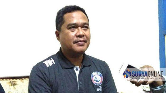 Panpel Arema FC Ungkap Kronologi Bus Persib Bandung Mogok di Tol, Sebut Ada Faktor Ketidaksengajaan