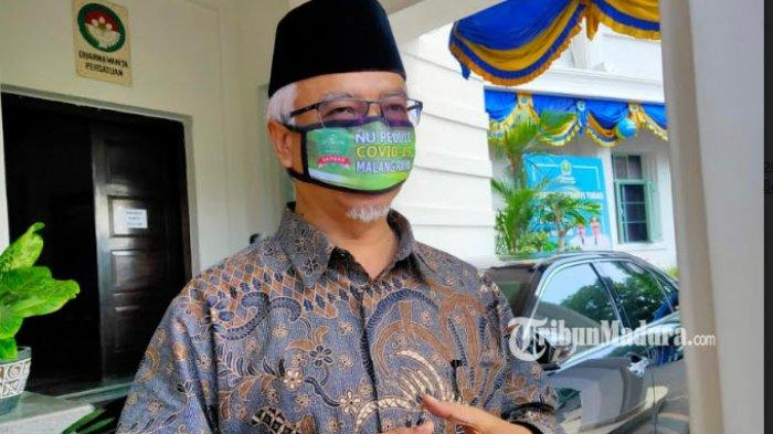 PCNU Tunggu Kebijakan Wali Kota Malang Sutiaji Soal Pembatasan Kegiatan di Tempat Ibadah Selama PSBB