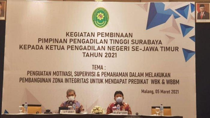 Pengadilan Negeri Kabupaten Bangkalan Menuju Pelayanan Terpadu Satu Pintu Online dan Terintegrasi