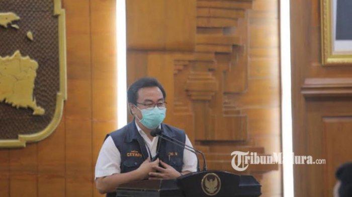 Attack Rate di Surabaya Raya Kembali Melonjak, Joni Wahyuhadi: Seharusnya Kita Kembali ke PSBB