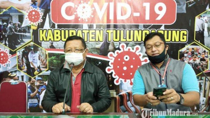 Update Corona di Tulungagung: Satu Pasien Positif Covid-19 Klaster Ngadiluwih Sembuh dan Dipulangkan