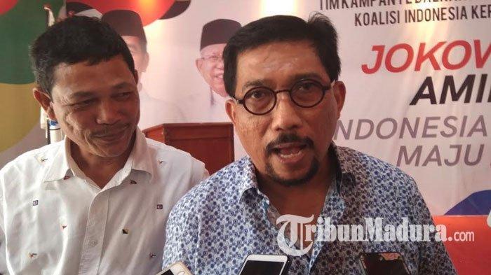Angka Swing Voter di Lembaga Survey Capai 48 Persen, TKD Jatim Optimis Banyak yang Akan ke Jokowi