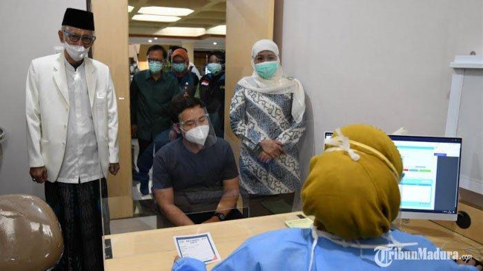 Ketua MUI KH Miftachul Akhyar Pastikan Vaksin Covid-19 Sinovac Halal,