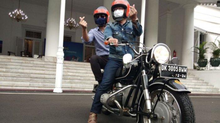 AHY Bertemu Ridwan Kamil di Bandung, Apa Isi Pertemuan Mereka?