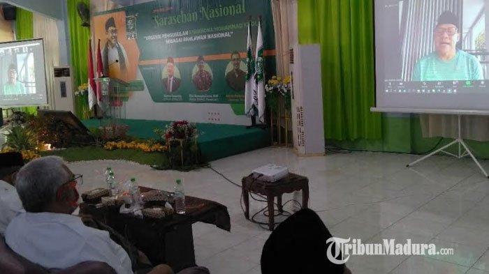 Ketua Umum PKB Muhaimin Iskandar: Totalitas Keberadaan Syaikhona Kholil Dibutuhkan Bangsa dan Negara