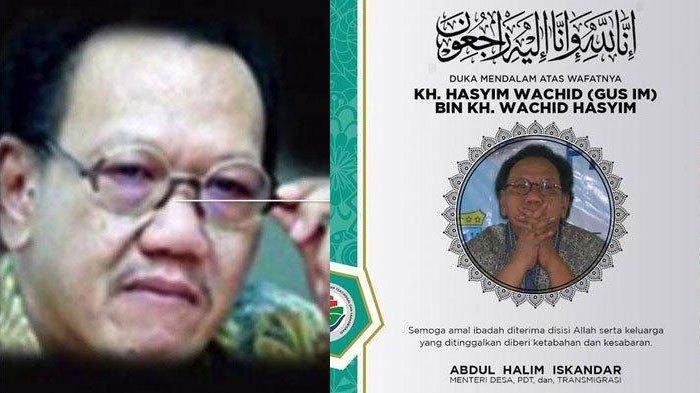Mengenang Gus Iim, Adik Kandung Gus Dur yang Wafat, PW Ansor Jatim: Beliau Sosok yang Ikhlas