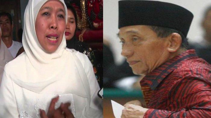 Khofifah Ungkap Wasiat Terakhir Fuad Amin, Titipkan Bupati Bangkalan dan Singgung soal Kakak Asuh