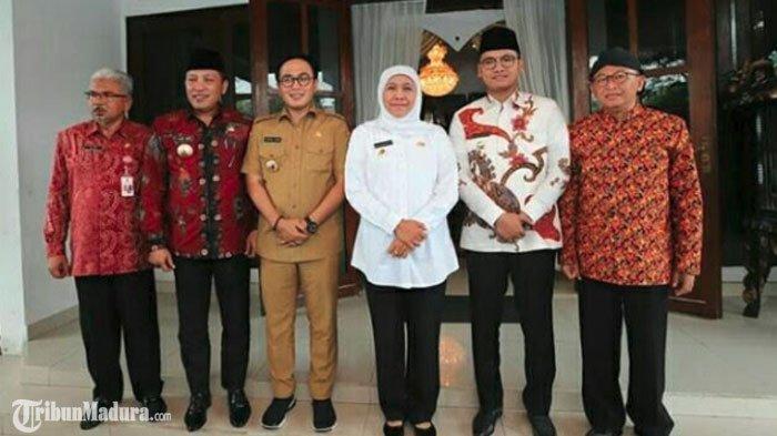 Kumpulkan Bupati Se-Madura, Gubernur Jatim Bahas Rencana Pembangunan Jangka Menengah Daerah