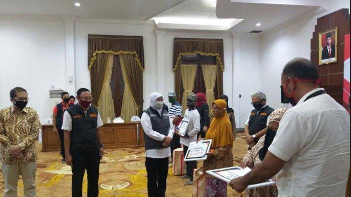 Pemprov Jatim Upayakan BLT Dana Desa di Jatim Rampung Sebelum Idul Fitri