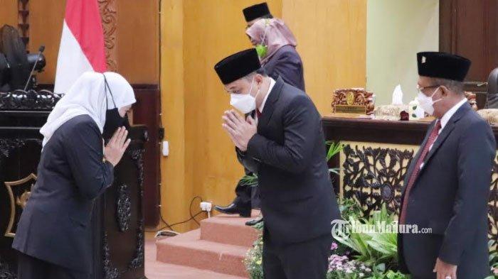 Gubernur Jatim Beri PR Penting untuk Wali Kota Surabaya yang Baru, Begini Respons Eri Cahyadi