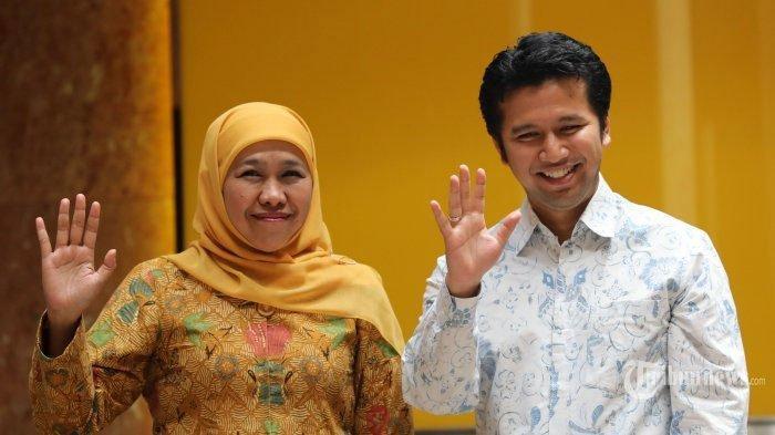 Emil Dardak Bantah Dapat Tawaran Kursi Menteri KabinetJokowi-Maruf Amin, Wabup: Saya Gak Kepikiran